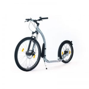 Kickbike Cross Max 20HD+ (aluminium) 2