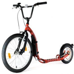 Kickbike Freeride rood