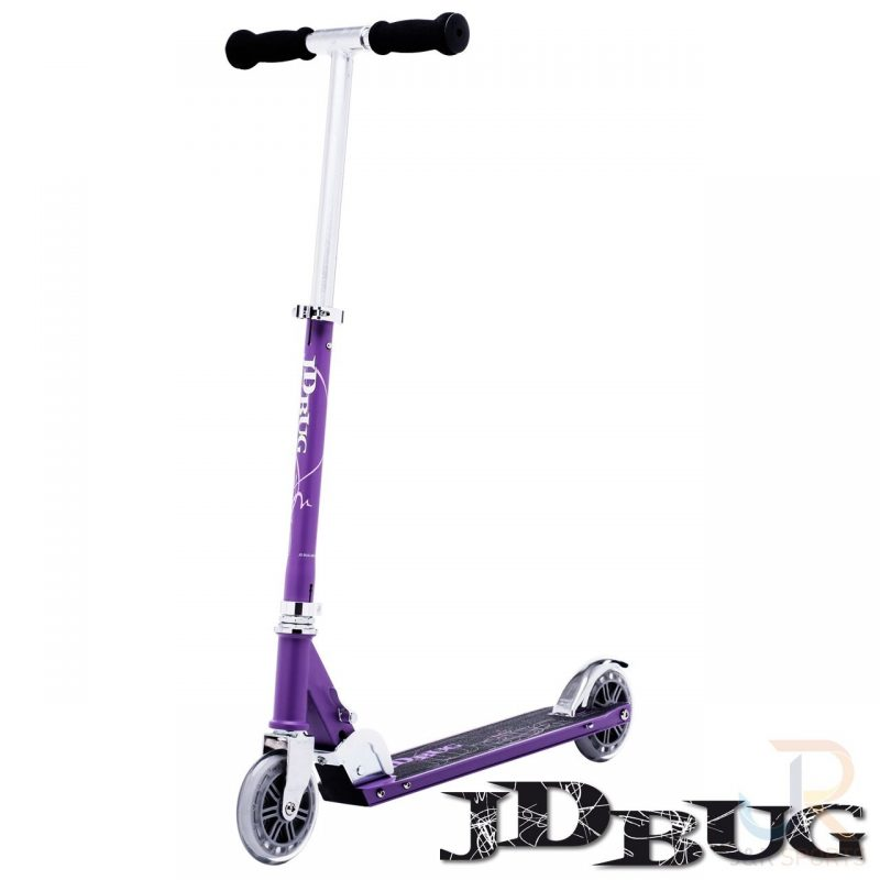 jd bug classic paars