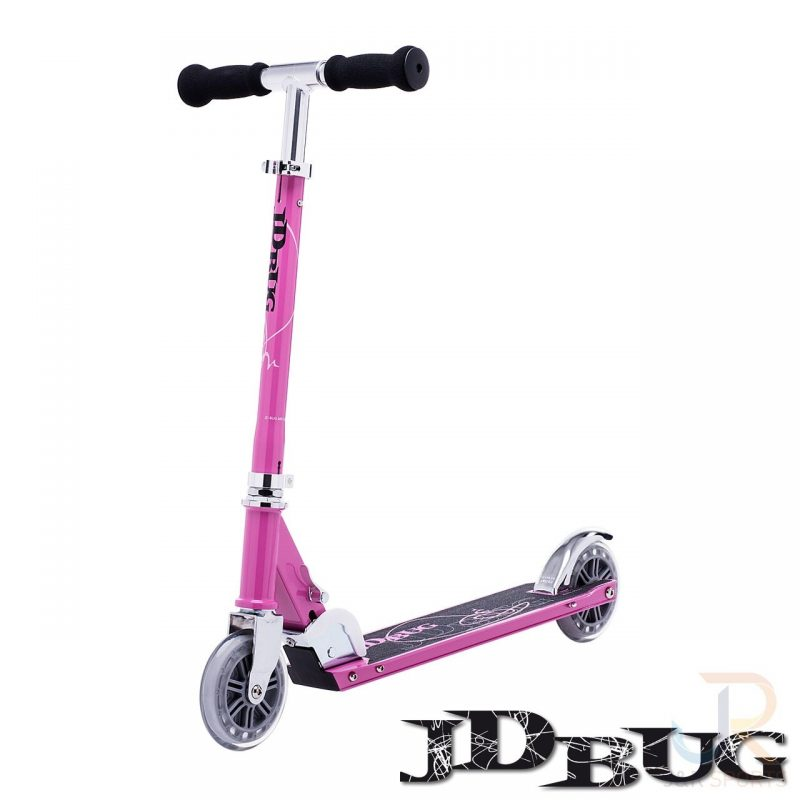 jd bug classic roze 2