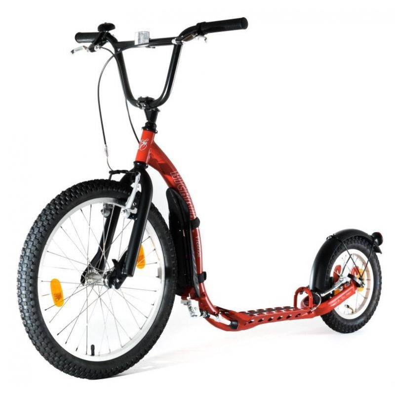 kickbike-freeride-g4-red