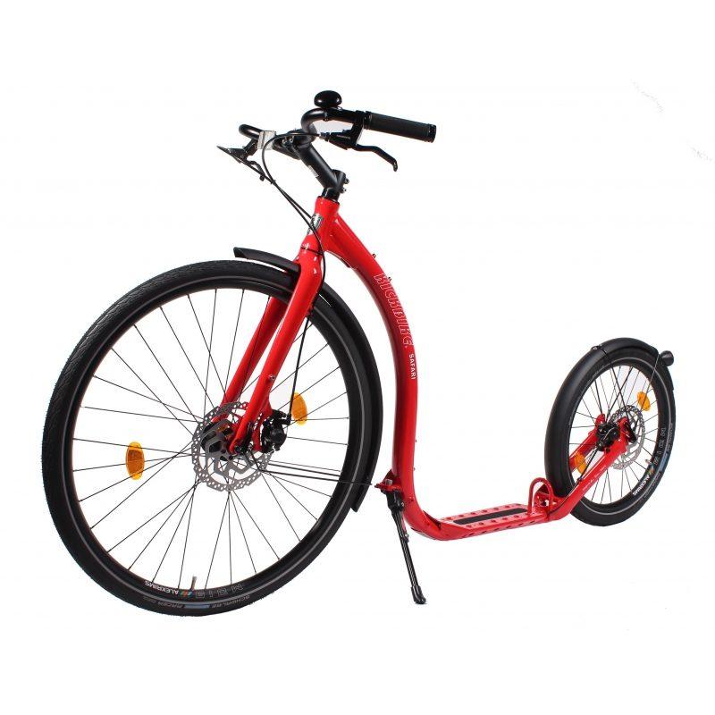 kickbike-safari-red-limited-edition