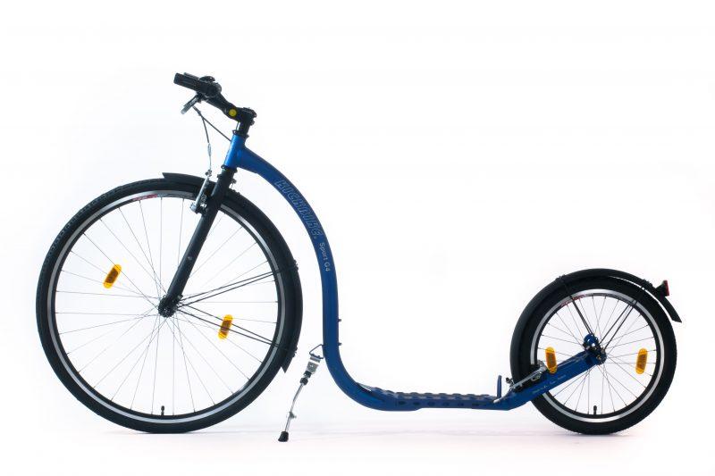 kickbike sport g4 blauw 2